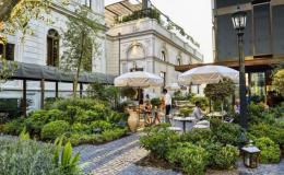 The chic urban getaway of the Soho House