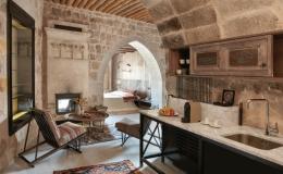 Cave room exemple in Cappadocia - Argos