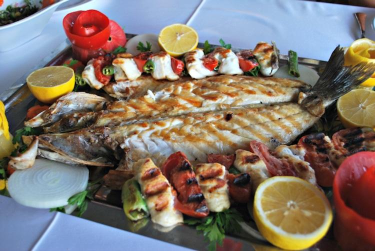 Istanbul Restaurant Menu Le