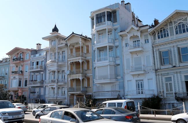 Maisons d'Arnavutköy