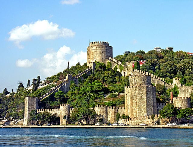 The-fortress-of-Rumeli-Hisari