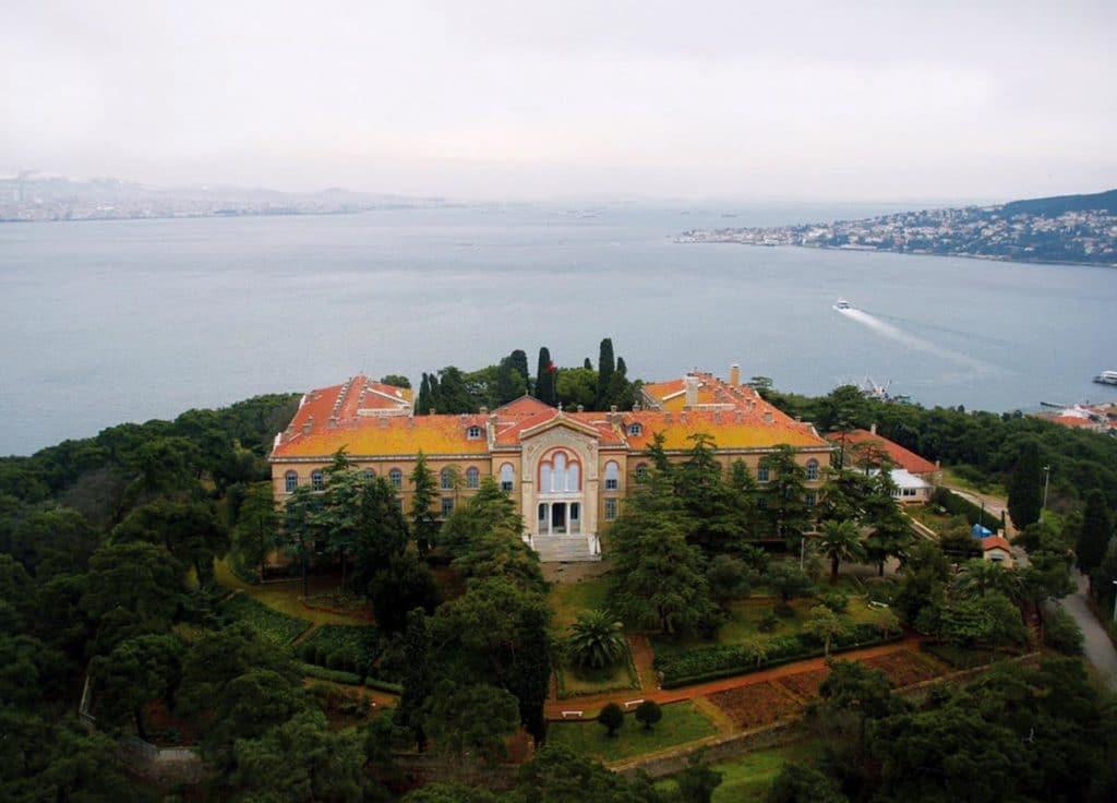 Halki Institute of Orthodox Theology