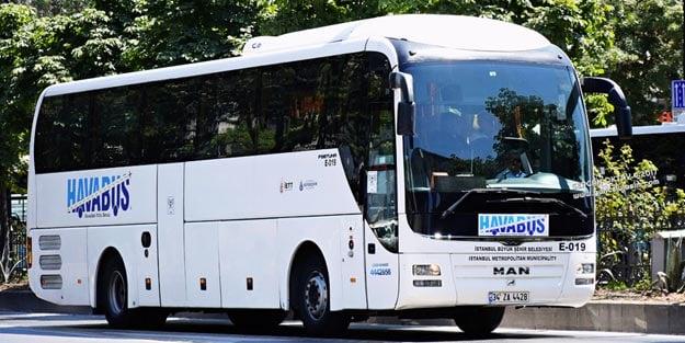 La navette Havabus
