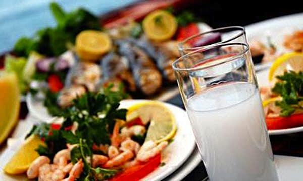 Les meilleurs restaurants de poisson et mezzés