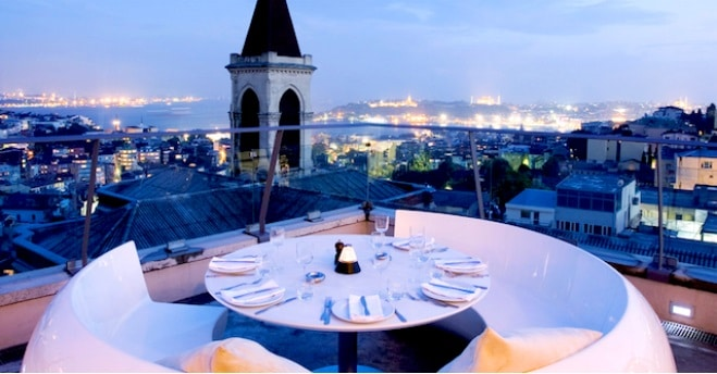 The Best Terraces And Rooftops Of Istanbul Tooistanbul
