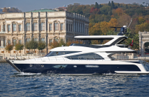 Istanbul boat yacht rental