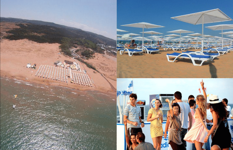 The most beautiful beaches in Istanbul