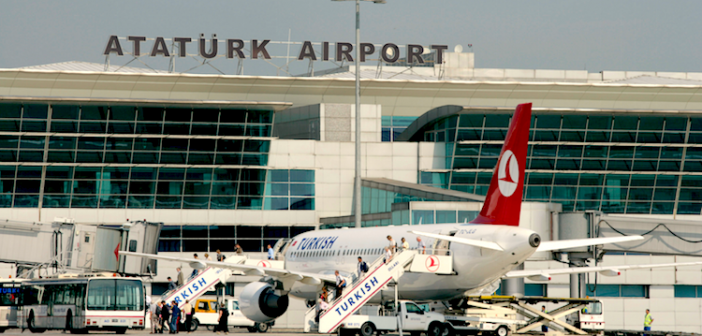 how to get to istanbul airport