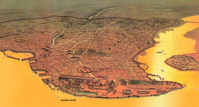 Constantinople Romaine