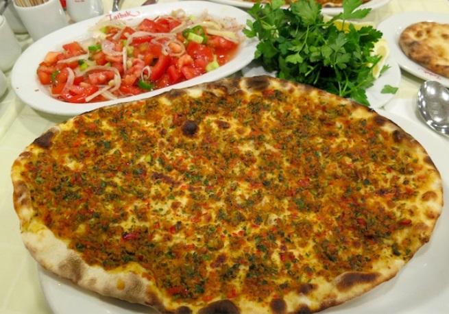 Tatbak - Best kebabs restaurant in Istanbul