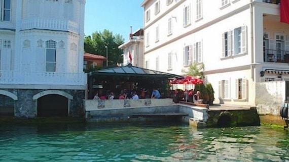 Emek Kahve Yenikoy Istanbul