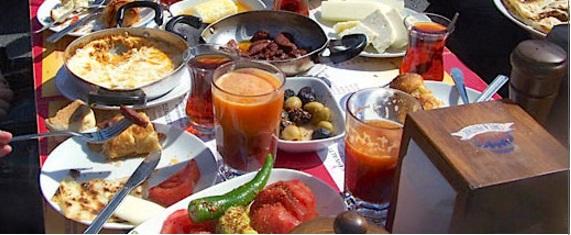 Kale Breakfast Istanbul