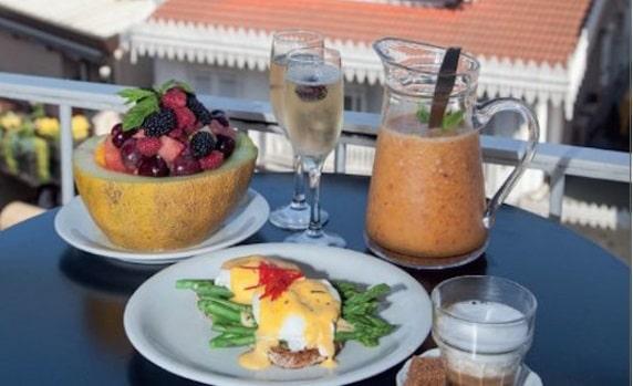 Mangerie Breakfast Istanbul