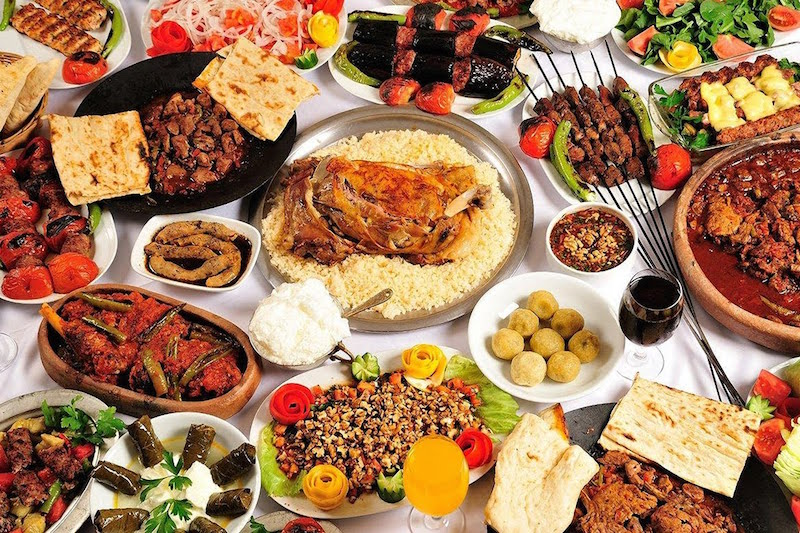 Image result for Turkish food