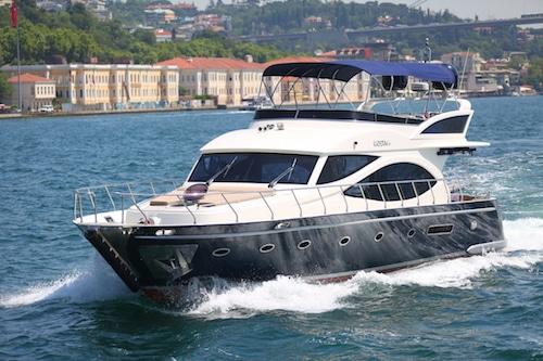Naviguez avec style sur les eaux du Bosphore