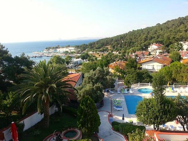 View from Heybeliada
