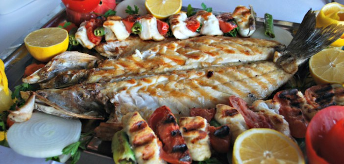 Best fish and mezes restaurants in istanbul for Best fish restaurants