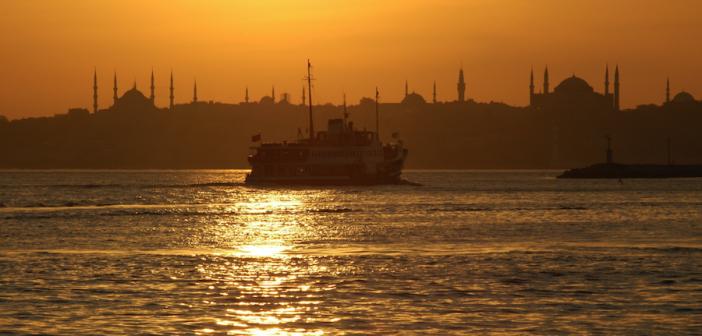 Autumn in Istanbul