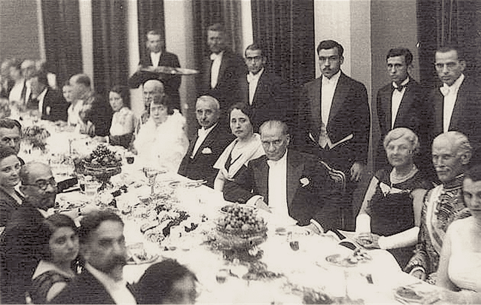 Le père fondateur de la Turquie moderne.