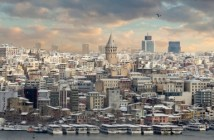 Vacances hiver à Istanbul : crédit : muratart from shutterstock
