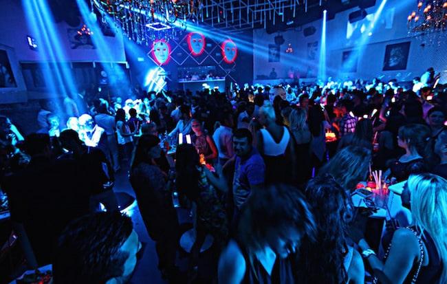 O danser istanbul les boites de nu ts for Exterieur boite de nuit