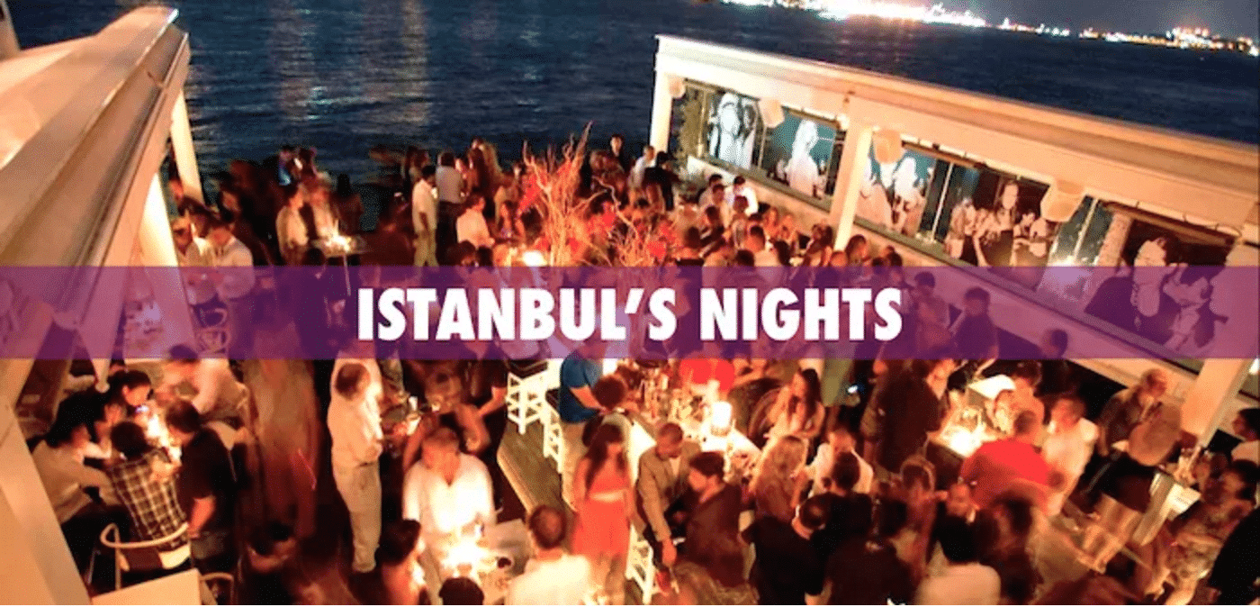 where to party in istanbul
