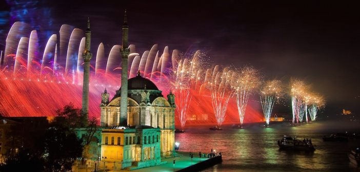 istanbul nouvel an 2017