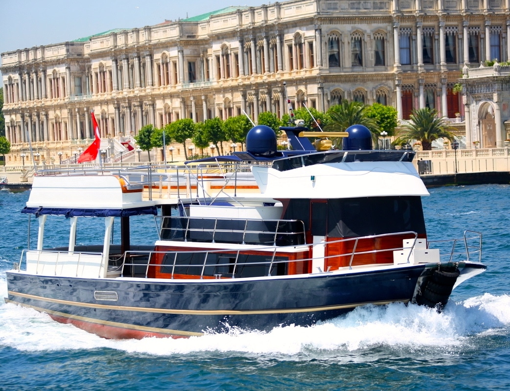 Discover the Bosphorus with our team