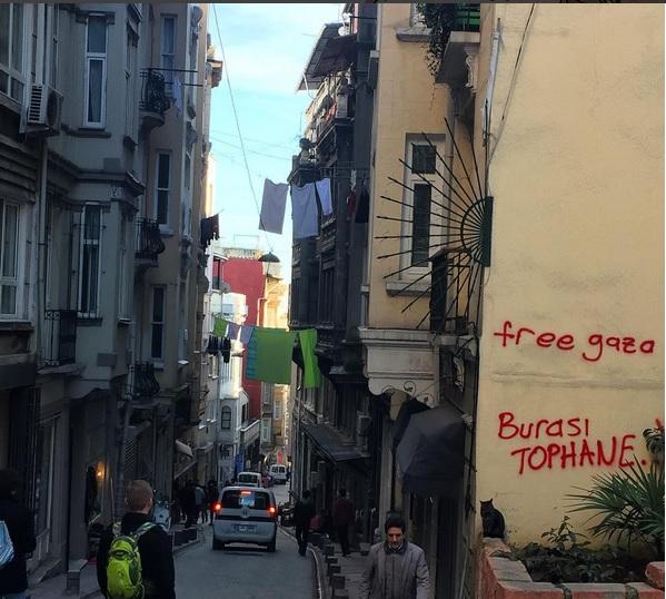 rue tophane