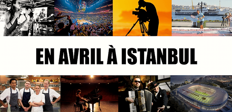 sejour istanbul avril