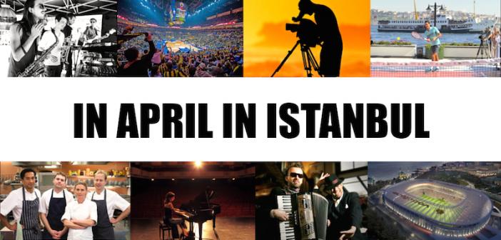 April 2016 in Istanbul