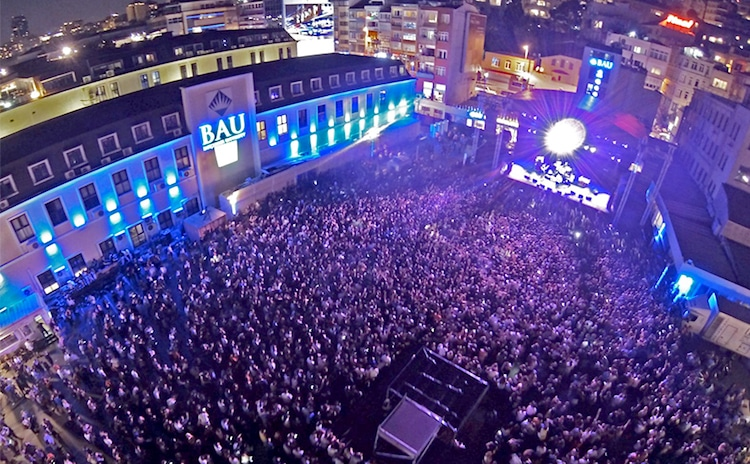Festival de l'université de Bahçeşehir