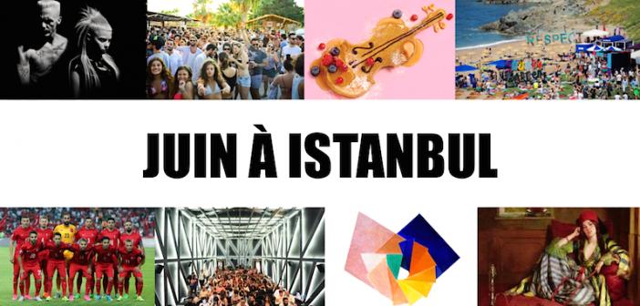 juin à Istanbul