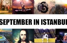 istanbul September 2016