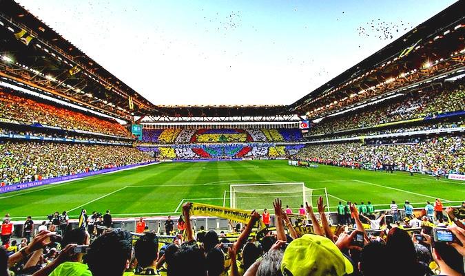 istanbul football stadium