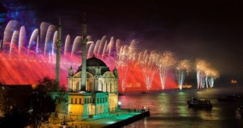 istanbul new year 2019