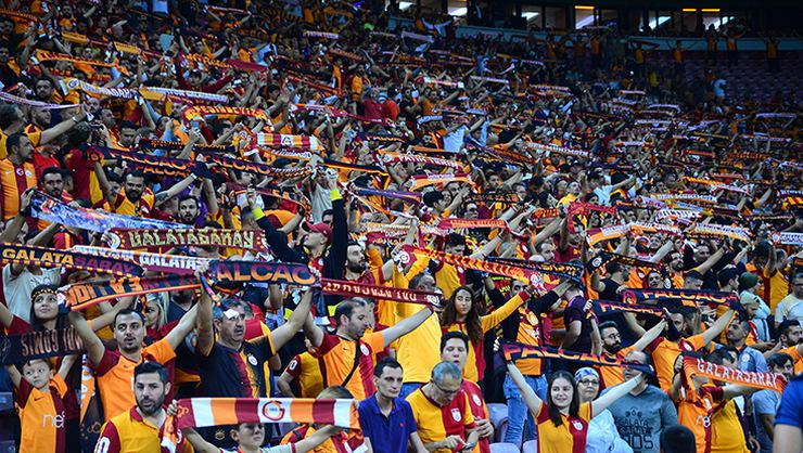 Supporters de Galatasaray