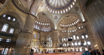 Guided small group tour of Sultanahmet