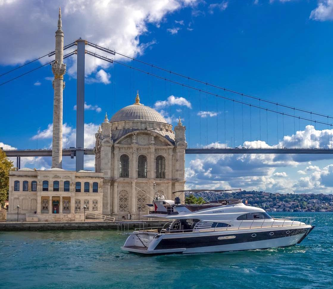 SMALL GROUP CRUISE ON THE BOSPHORUS