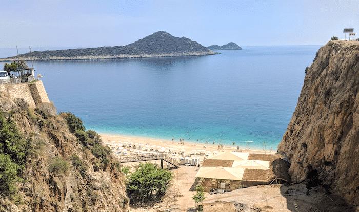 Kaputaş-beach-Kaş