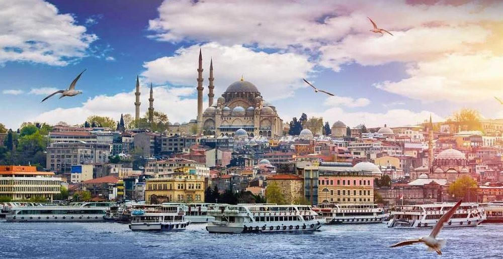 Weekend in Istanbul, discovery of a cosmopolitan city - TOOISTANBUL, visit Istanbul, planning stay at Istanbul